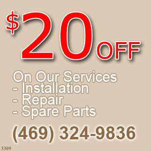 local garage door replacement cost in richardson tx
